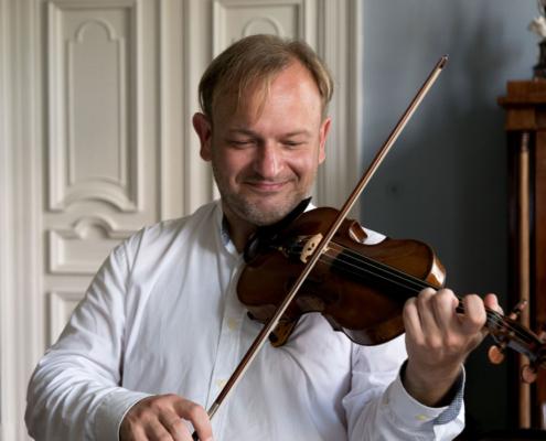 Michael Maciaszczyk Maestro vom Sinfonieorchester Polish Art Philharmonic