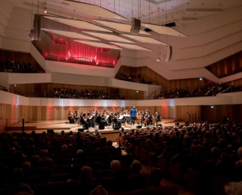 Alle Konzerte vom Concertino Chamber Orchestra