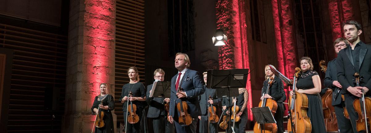 Mit Classic for Friends ermässigte Tickets für Vivaldi Konzerte buchen