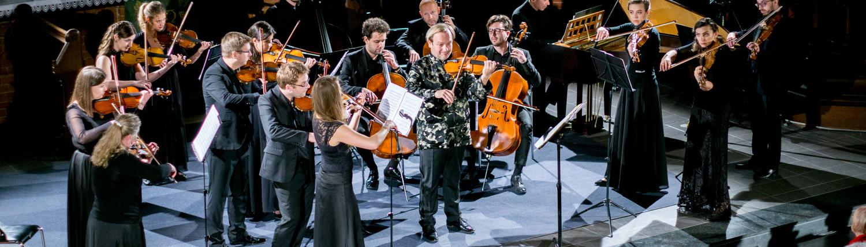 Concertino Chamber Orchestra gibt Konzert in Chemnitz