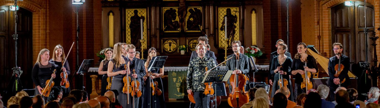 Concertinoe Chamber Orchestra begeistert mit Vivaldis vier Jahreszeiten