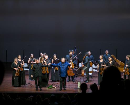 Konzertkarten für Concertino Chamber Orchestra gewinnen